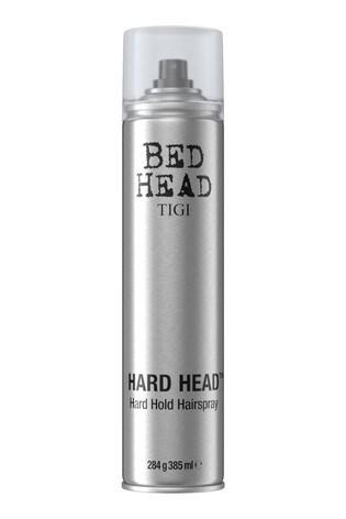 Tigi Bed Head Hard Head Strong Hold Hairspray 385ml
