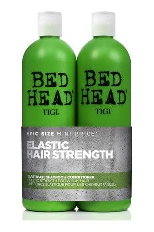 Tigi Bed Head Elasticate Shampoo and Conditioner Tween Duo 2 x 750ml