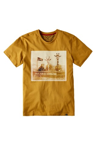 Joe Browns Out For A Good Time Tee
