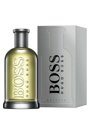 BOSS Bottled Eau de Toilette 200ml and CK Free 100ml Gift