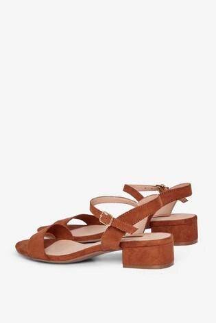 Dorothy Perkins Brown Sprightly Sandal