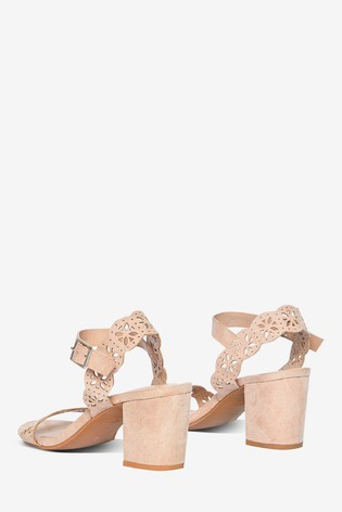 Dorothy Perkins Sprice Laser Cut Sandal