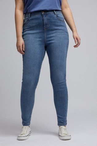 Dorothy Perkins Curve Shape And Lift Jean