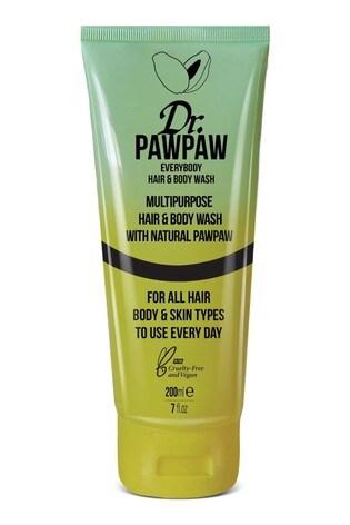 Dr. PAWPAW Everybody Range Multipurpose Hair And Body Wash 200ml