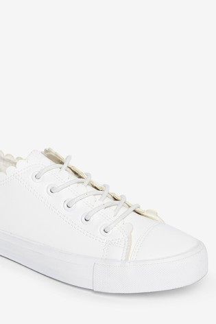 Dorothy Perkins Isabella Scallop Trainers