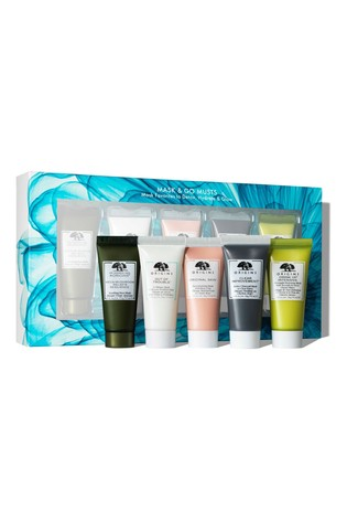 Origins Origins Mask & Go Musts - Mask Favorites to Detox, Hydrate & Glow (Worth £24)