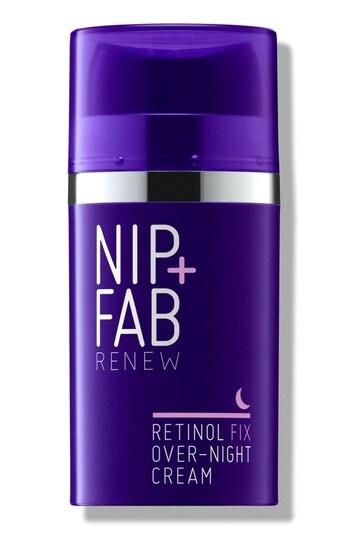 Nip+Fab Retinol Fix Overnight Cream 50ml