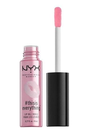 NYX Professional Make Up #THISISEVERYTHING Lip Oil