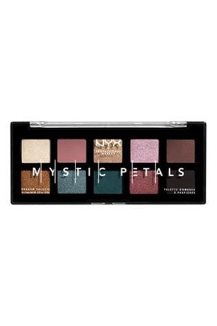 NYX Professional Make Up Mystic Petals Shadow Palette