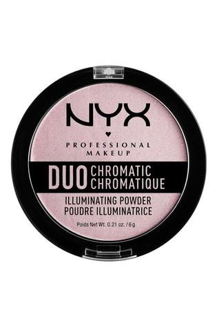 NYX Professional Make Up Duo Chromatic Illuminating Powder