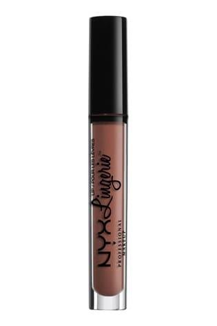 NYX Professional Make Up Lip Lingerie Liquid Lipstick