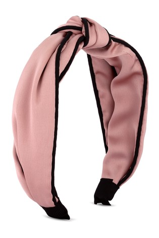 Lipsy Jewellery Pink Fabric Headband
