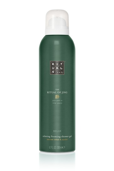 Rituals The Ritual of Jing Foaming Shower Gel 200g