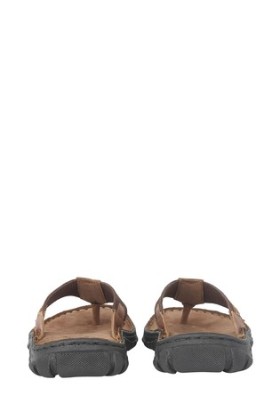 Buy Lotus Toe Post Sandals from the