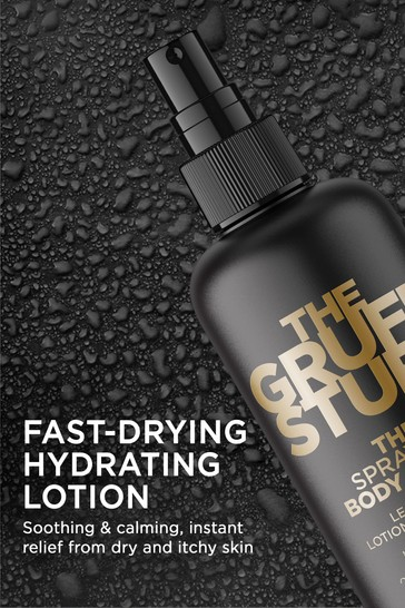 THE GRUFF STUFF The Spray On Body Lotion 200ml