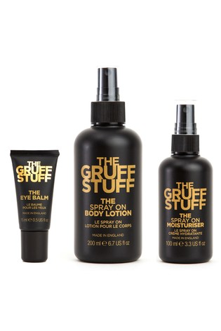 THE GRUFF STUFF The All-in-1 Set