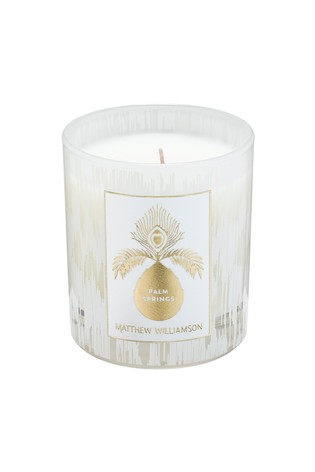 Matthew Williamson Scented Candle - 200g - Palm Springs