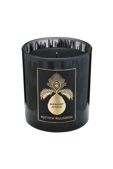 Matthew Williamson Scented Candle - 200g - Midnight Jungle
