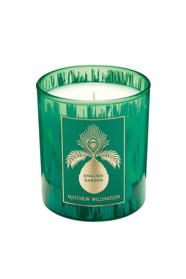 Matthew Williamson Scented Candle - 200g - English Garden