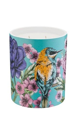Matthew Williamson Extra Large Luxury Candle- 600g - English Garden