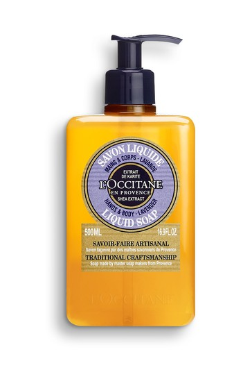 L'Occitane Liquid Shea Soap 500ml