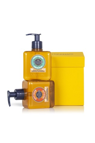 L'Occitane Citrus and Rosemary Hand Wash Duo