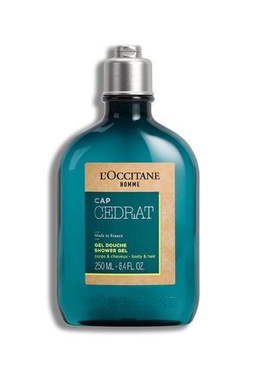 L'Occitane Cap Cedrat Shower Gel 250ml