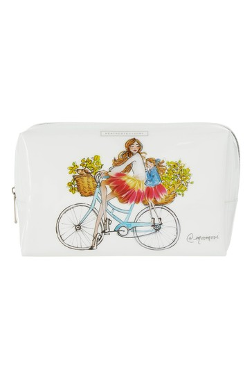 Heathcote & Ivory Meredith Wing By Heathcote & Ivory Cosmetic Makeup Bag