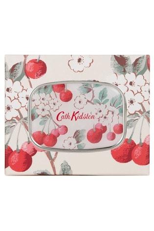 Cath Kidston Mini Cherry Sprig Mirror Compact Lip Balm