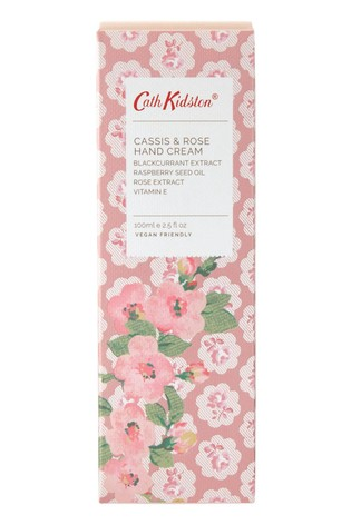 Cath Kidston Freston Cassis & Rose Everyday Hand Cream