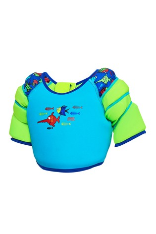 Zoggs Sea Saw Water Wings Vest (4-5yrs)
