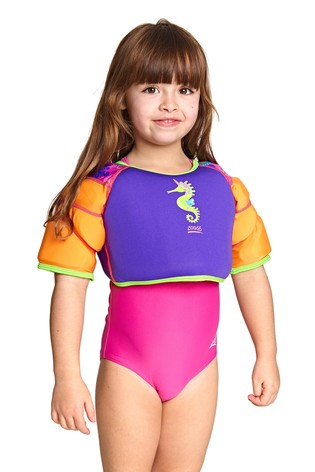 Zoggs Sea Unicorn Water Wings Vest (4-5yrs)