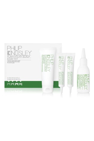 Philip Kingsley Flaky/Itchy Scalp 8 Day Regime Kit