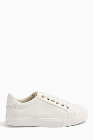 Topshop Camden Lace Up Trainers