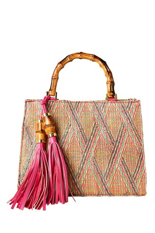 Joe Browns Beach Hut Tassel Bag