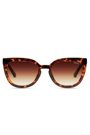 Quay Australia Brown Noosa Sunglasses