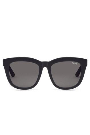 Quay Australia Black Zeus Sunglasses