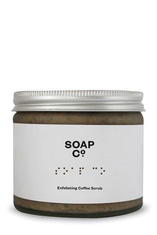 The Soap Co. Exfoliating Coffee Scrub 250ml