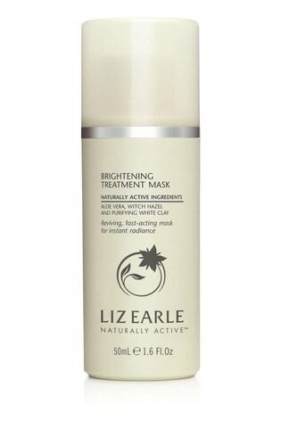Liz Earle Brightening Treatment Mask 50ml Starter Kit