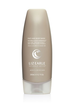 Liz Earle Mens Face and Body Wash 200ml