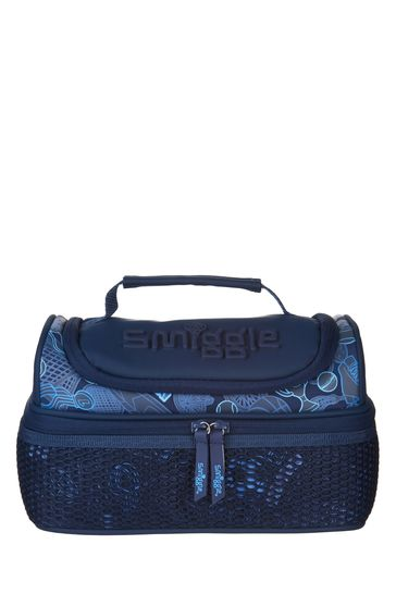 Smiggle Mesh Double Decker Lunchbox