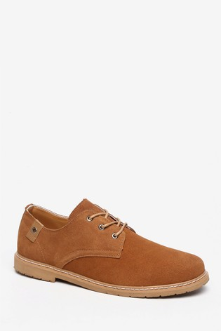 Threadbare Tan Baker Shoe
