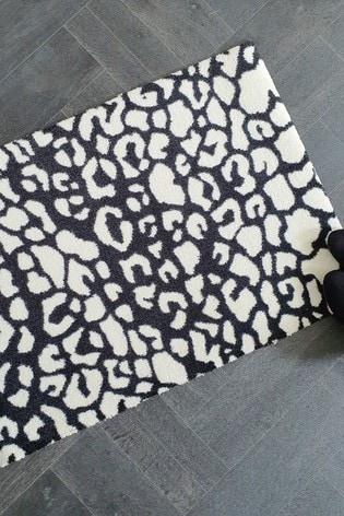 Mattify Cheetah Print Doormat