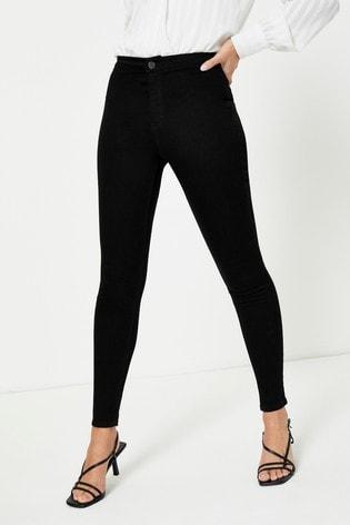 Topshop Short Leg Joni Skinny Jeans