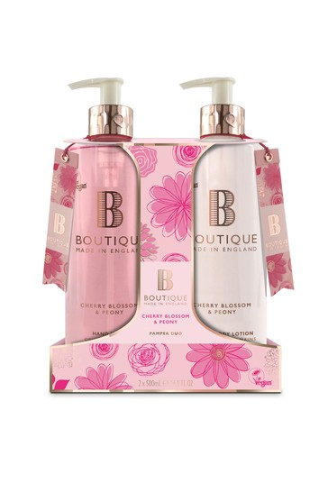 Boutique from The English Bathing Company Hair & Body Mist 250ml