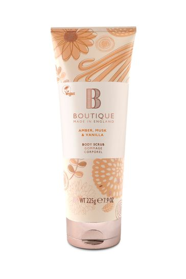 Boutique from The English Bathing Company Body Scrub 225g