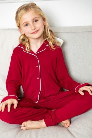 Minijammies Cherry Long Sleeve PJ Set