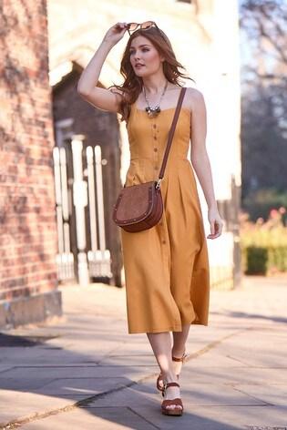 Joe Browns Beautiful Button Through Dress