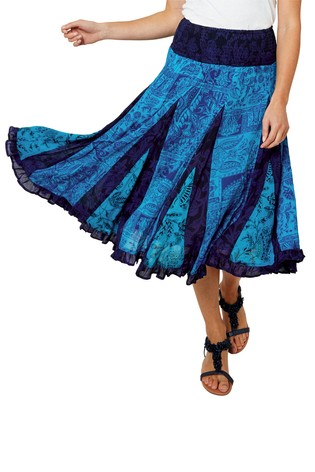 Joe Browns Charming Crinkle Skirt
