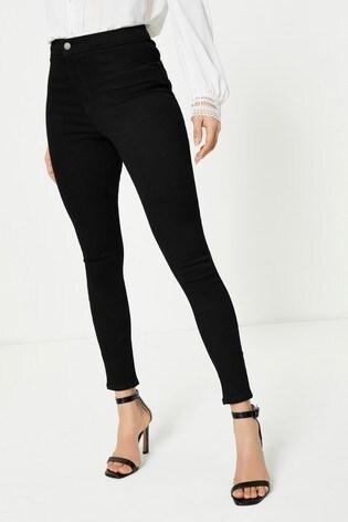 Topshop Long Leg Skinny Holding Power Jean